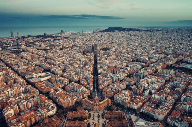 Geography Story: #1 Barcelona