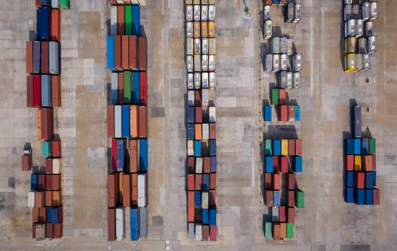 Geography Story: #10 Cargo Ship top view