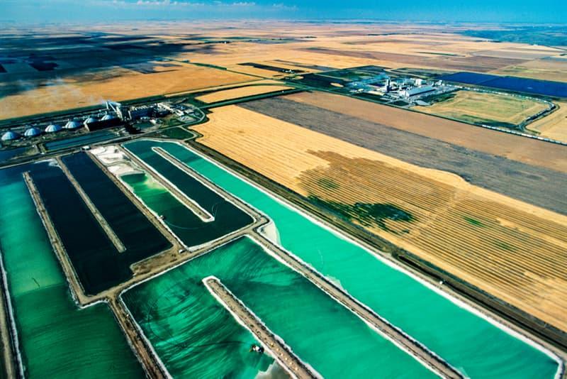 Geography Story: #8 Potash mine in Canada