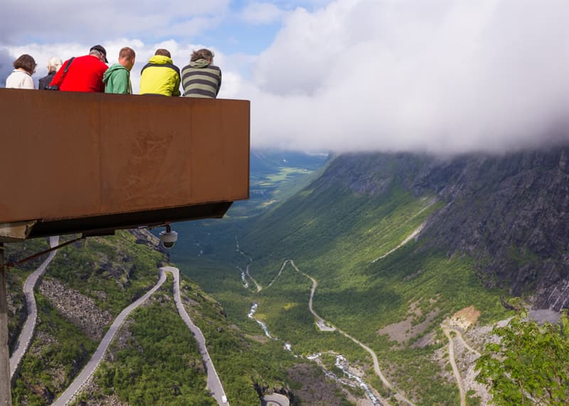 funny Story: #6 Roads in Norway