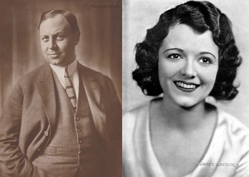 Culture Story: #1 THE FIRST ACTORS TO WIN AWARDS: Emil Jannings and Janet Gaynor