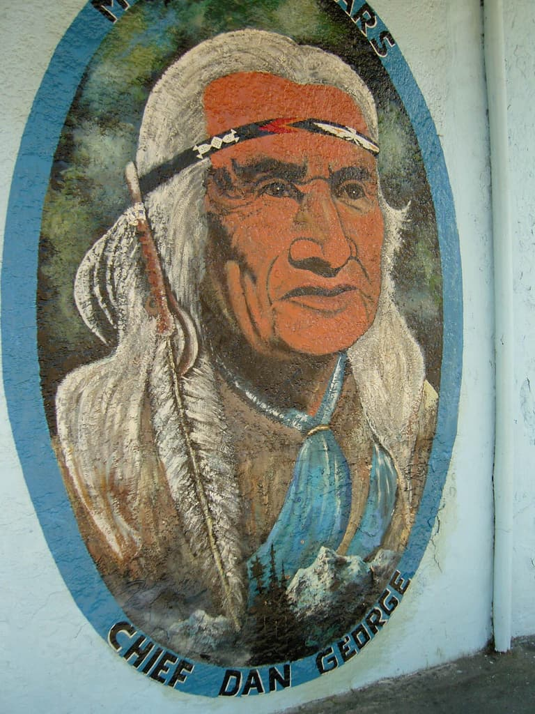 Culture Story: #14 THE FIRST NATIVE AMERICAN TO BE NOMINATED FOR AN OSCAR: Chief Dan George