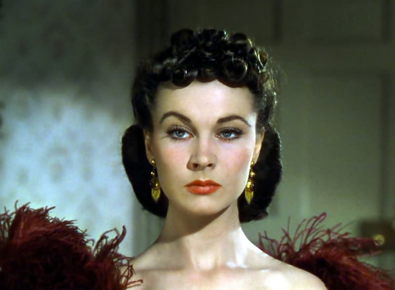 """Culture Story: #4 THE FIRST ALL-COLOR FILM TO WIN BEST PICTURE: """"Gone with the Wind"""""""
