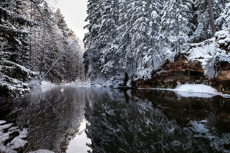 Geography Story: #17 Ahja River Valley Landscape in Põlva County, Estonia by Külli Kolina - 4th place, 2016