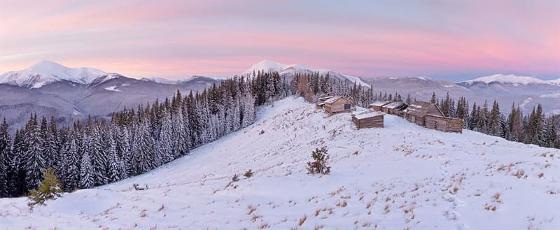 Geography Story: #9 Carpathian National Park, Ivano-Frankivsk Oblast, Ukraine by Хіраш Володимир - 11th place, 2014