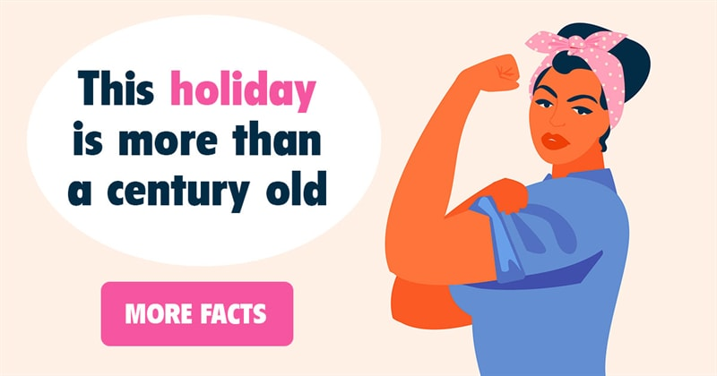Culture Story: 5 inspiring facts about International Women's Day