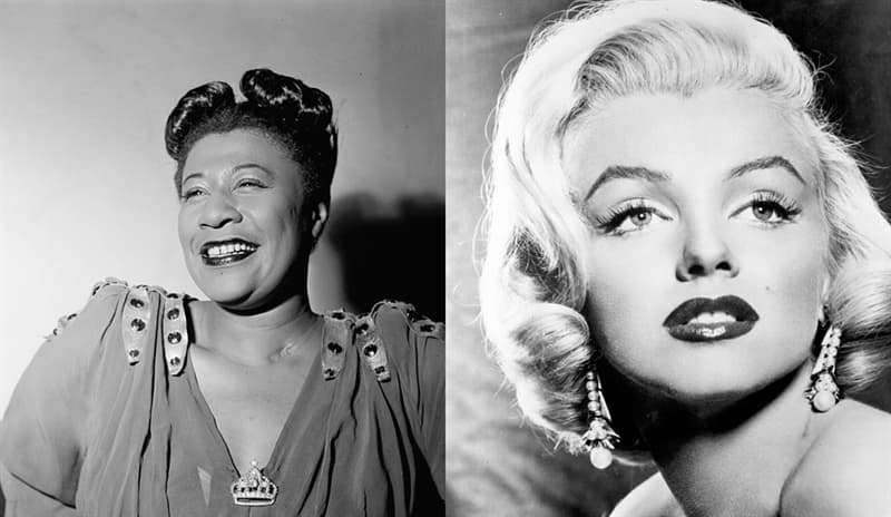 Culture Story: Ella Fitzgerald and Marilyn Monroe examples of great friendships in history