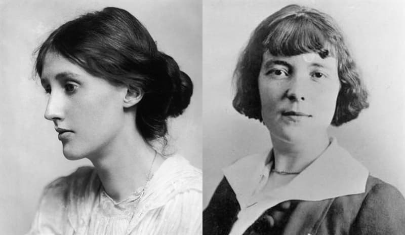 Culture Story: examples of great friendships in history Virginia Woolf and Katherine Mansfield