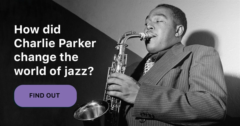 Culture Story: 6 little-known facts about Charlie Parker, the jazz icon from the 40s