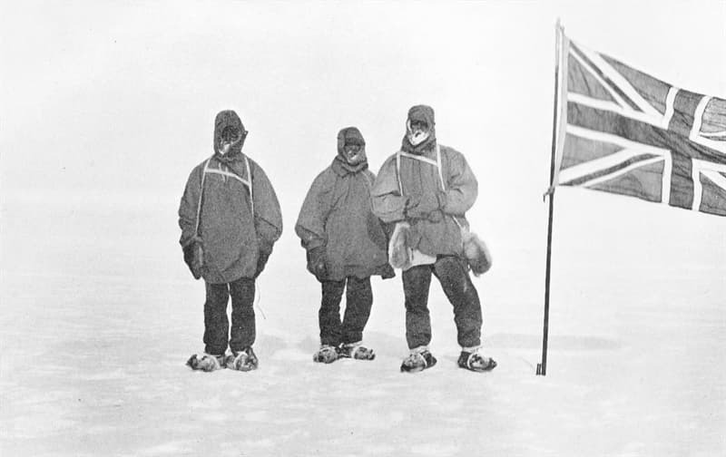 Geography Story: 1. The Antarctic was officially discovered in 1820 during a Russian naval overseas expedition led by Fabian Gottlieb Thaddeus von Bellingshausen and Mikhail Lazarev.
