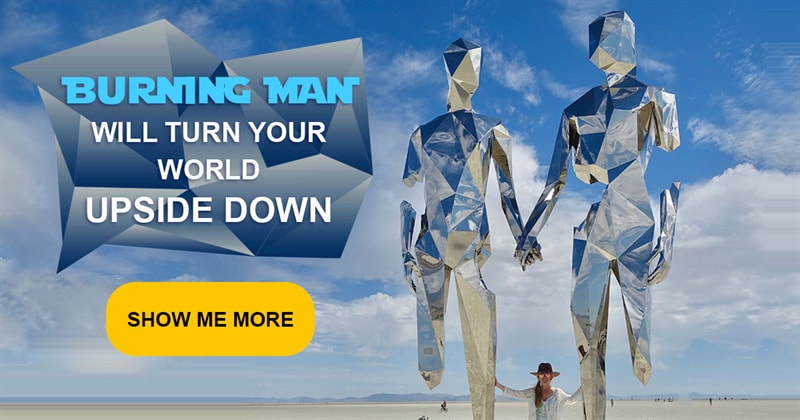 Society Story: Burning man - the wildest festival in the world