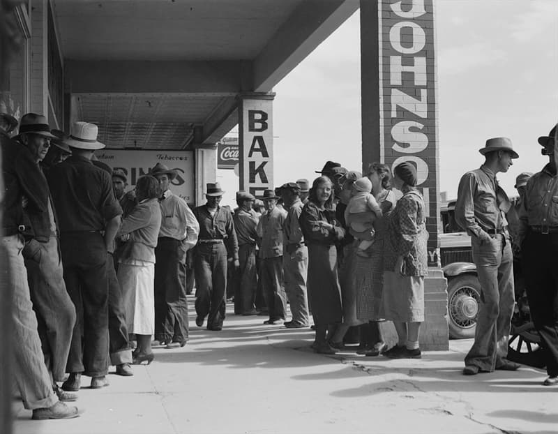 History Story: #4 During the peak of the Depression in 1932-33, the USA didn't mint nickles as the money circulation was too low