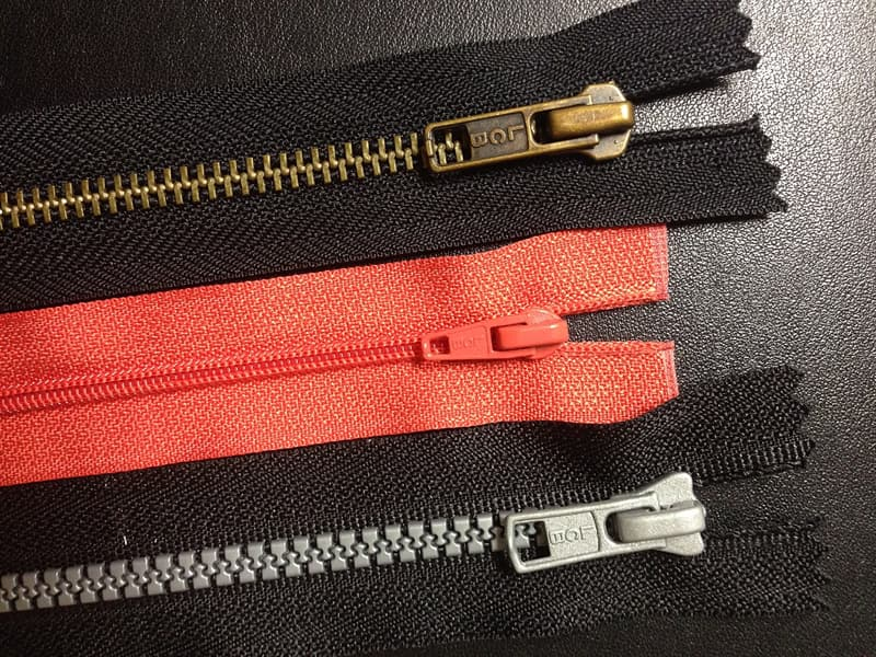 History Story: #5 Americans began using zippers during the Depression because the buttons were too expensive