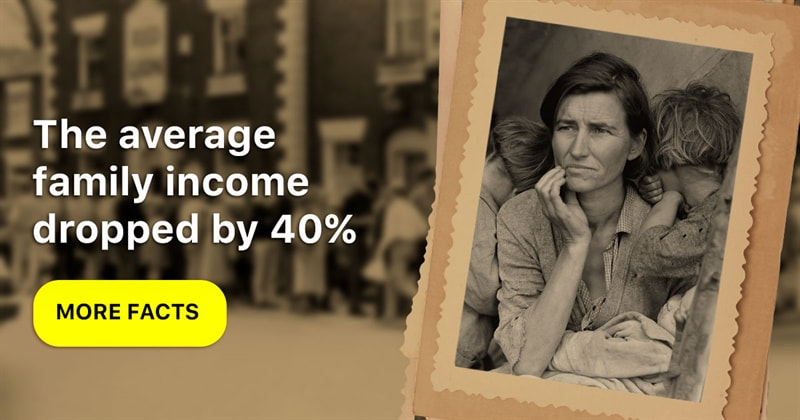 History Story: What life was like during the Great Depression – 10 devastating facts