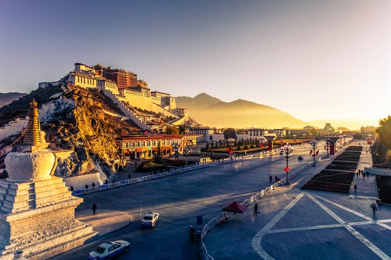 Geography Story: #1 The Potala Palace