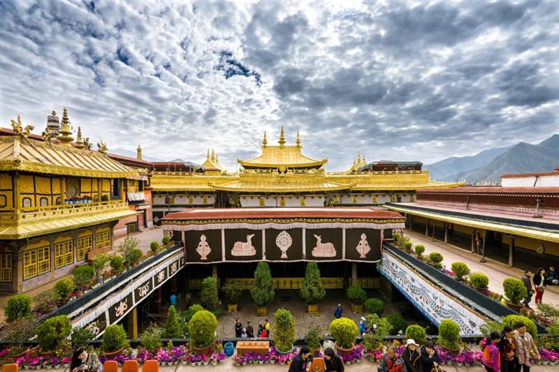 Geography Story: #2 Jokhang temple