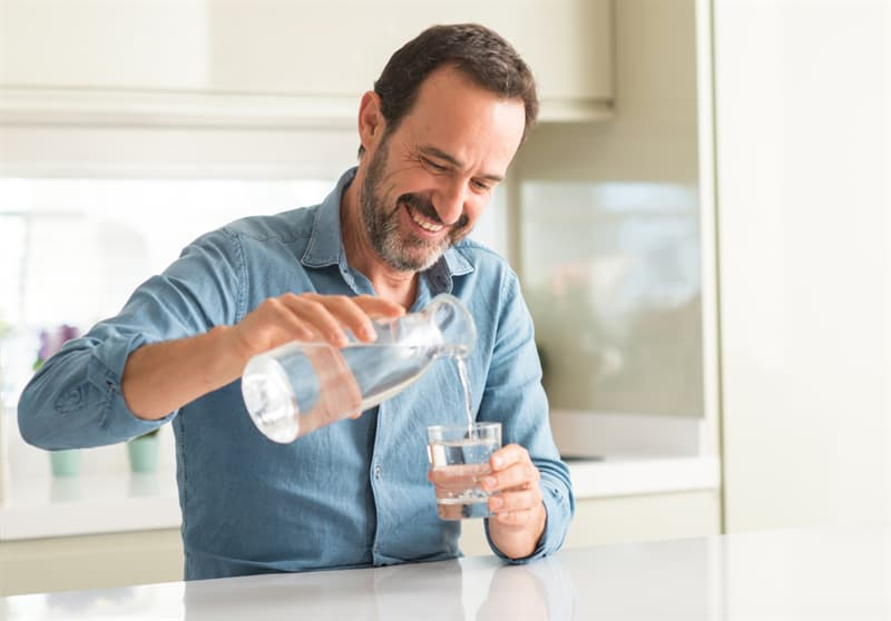 age Story: Stay hydrated drinking fresh water trivia free quiz personality test anti aging how to look younger look younger