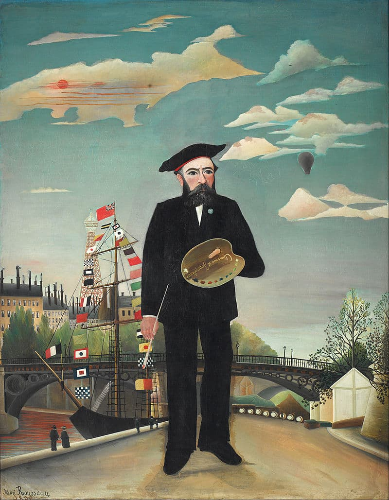 Culture Story: #1 Henri Rousseau started painting at the age of 40