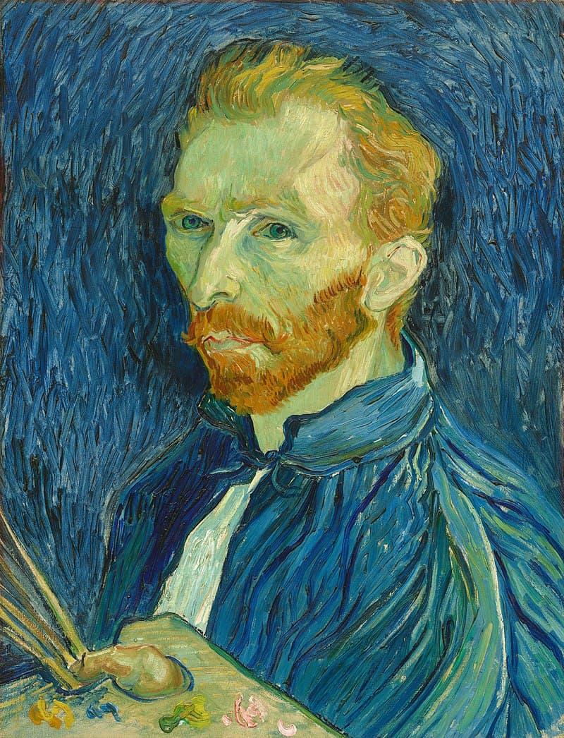 Culture Story: #2 Vincent van Gogh never got formal education