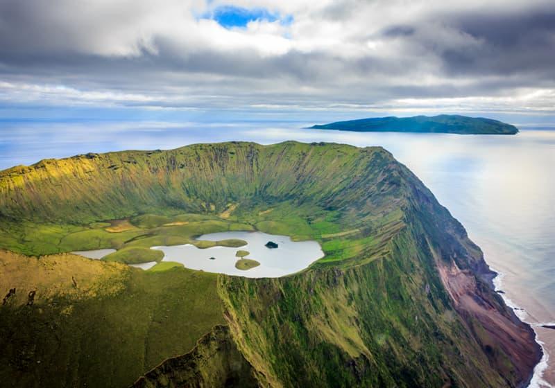 Nature Story: Corvo Azores