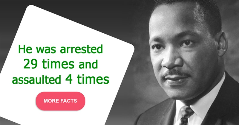 History Story: 5 important facts about Martin Luther King Jr