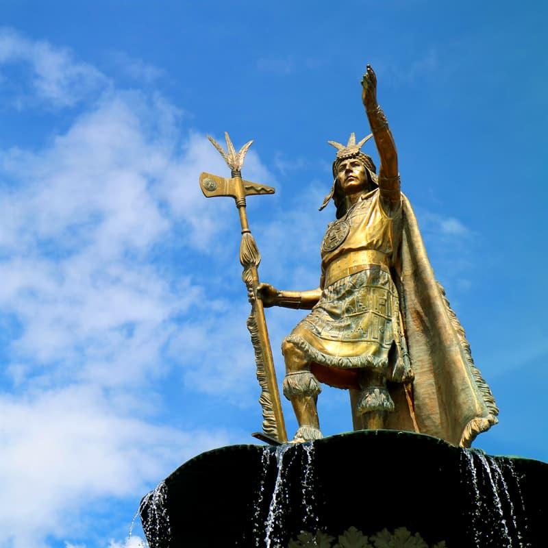 Culture Story: Inca empire facts brain surgery