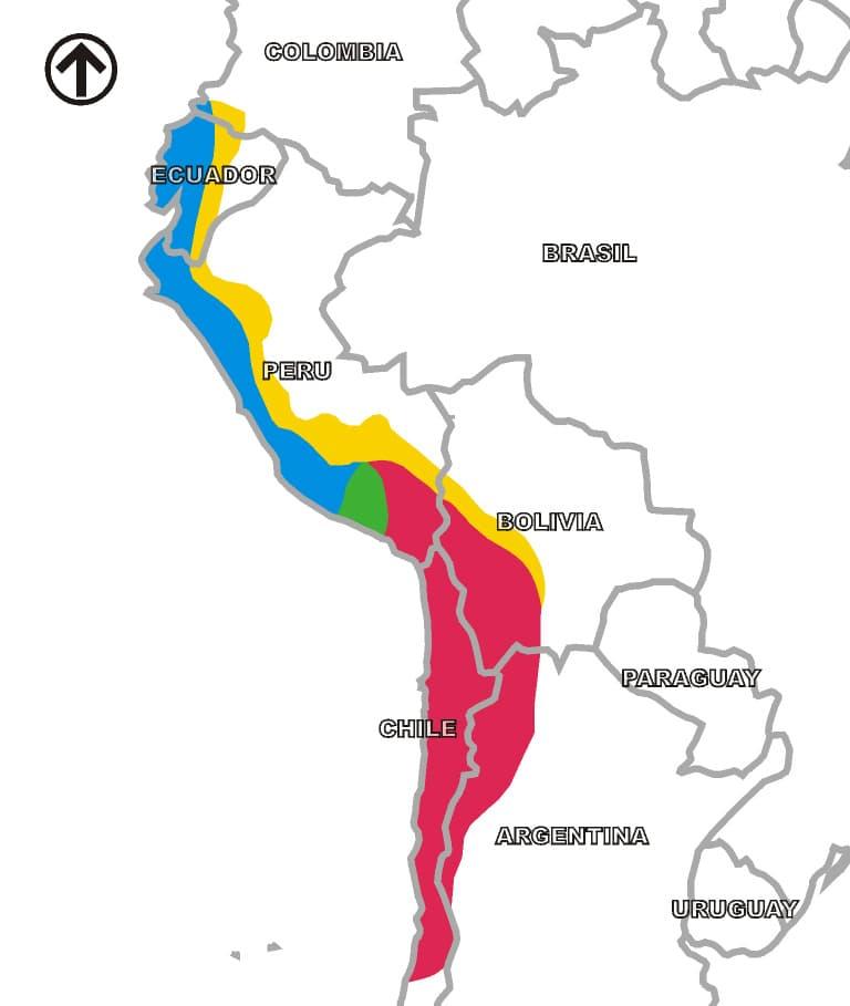 Culture Story: Inca empire facts provinces