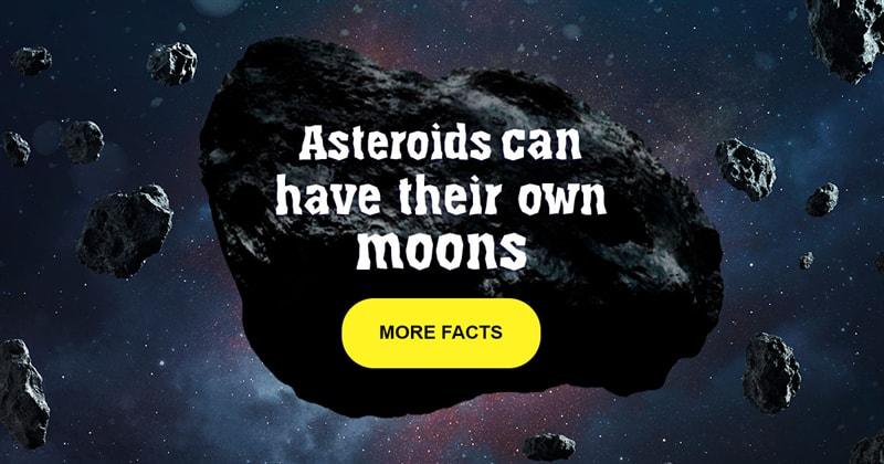 Science Story: 6 little-known facts about asteroids