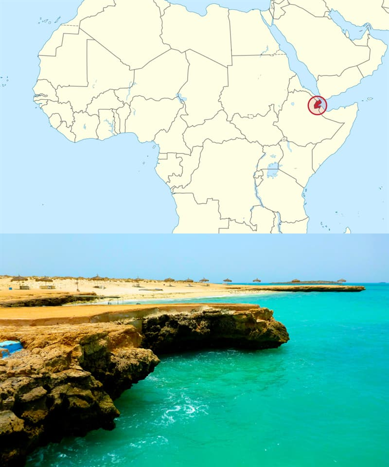 Geography Story: Countries you've never heard of: Djibouti