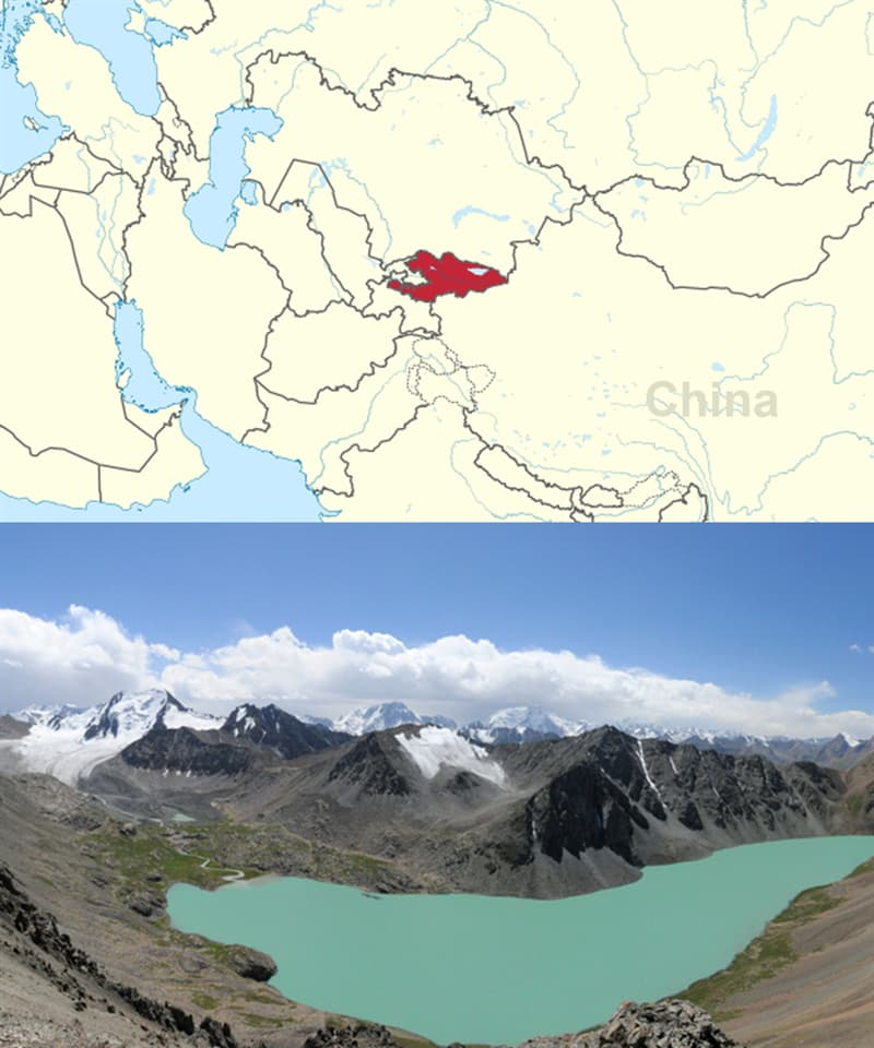 Geography Story: Countries you've never heard of: Kyrgyzstan