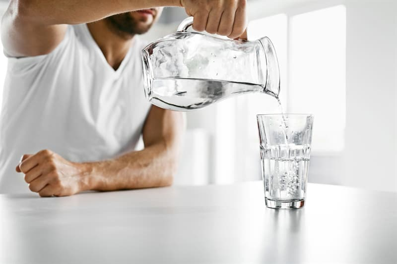 Society Story: Feeling thirsty all the time