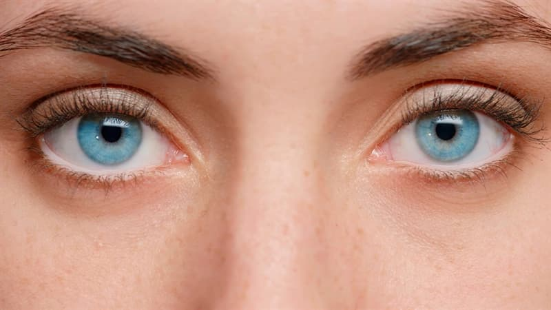 Society Story: The eyes change color