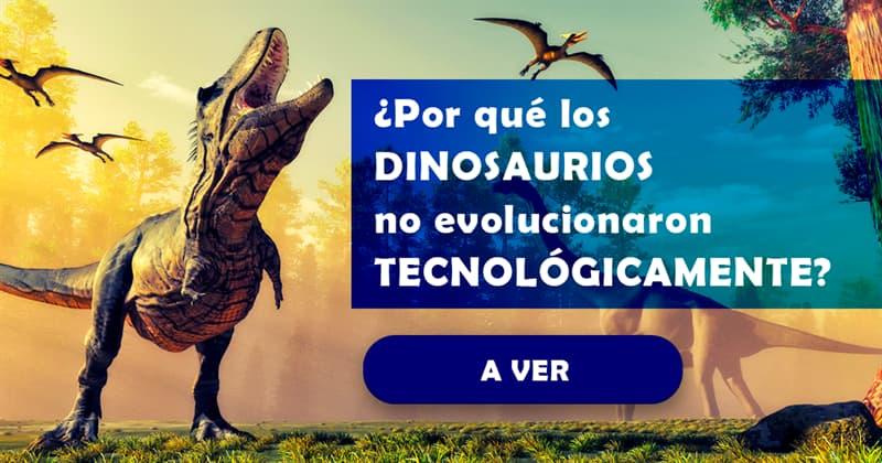Сiencia Historia: Los dinosaurios existieron en la Tierra durante mucho más tiempo que los humanos, entonces, ¿por qué no evolucionaron en seres tecnológicamente avanzados altamente inteligentes como lo hicimos nosotros?