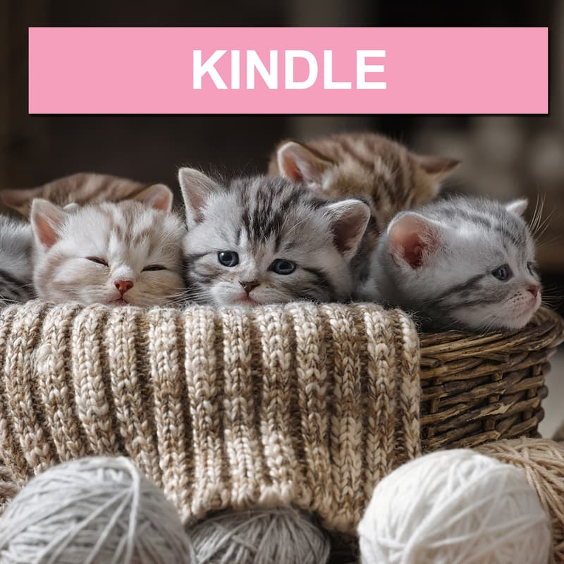 Nature Story: What is a group of kittens called?
