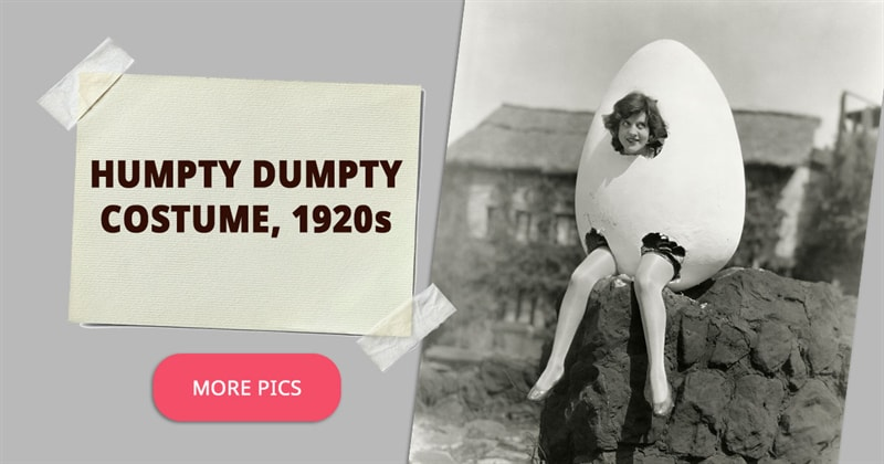 History Story: 15 vintage pictures of people doing weird and funny stuff