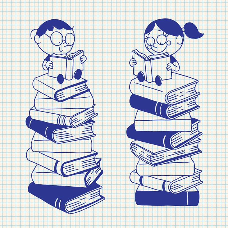 Science Story: How many books does the average person read in a year?