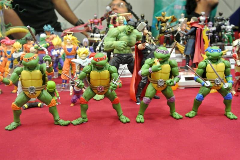 Society Story: Facts about Pizza Hut Teenage Mutant Ninja Turtles