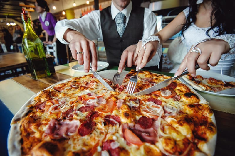 Society Story: Facts about Pizza Hut wedding packages