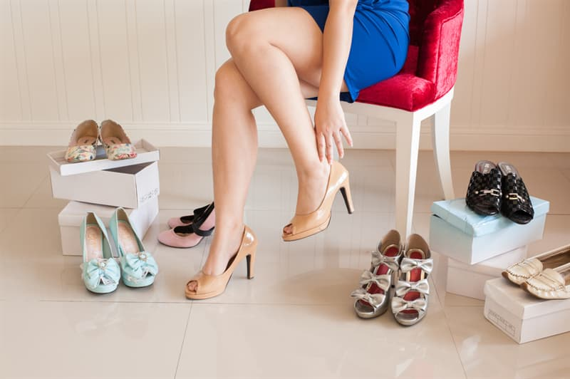 funny Story: women shoes fashion unusual facts about ordinary things