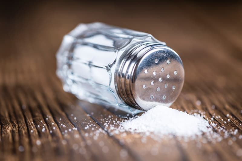 funny Story: salt cooking unusual facts about ordinary things