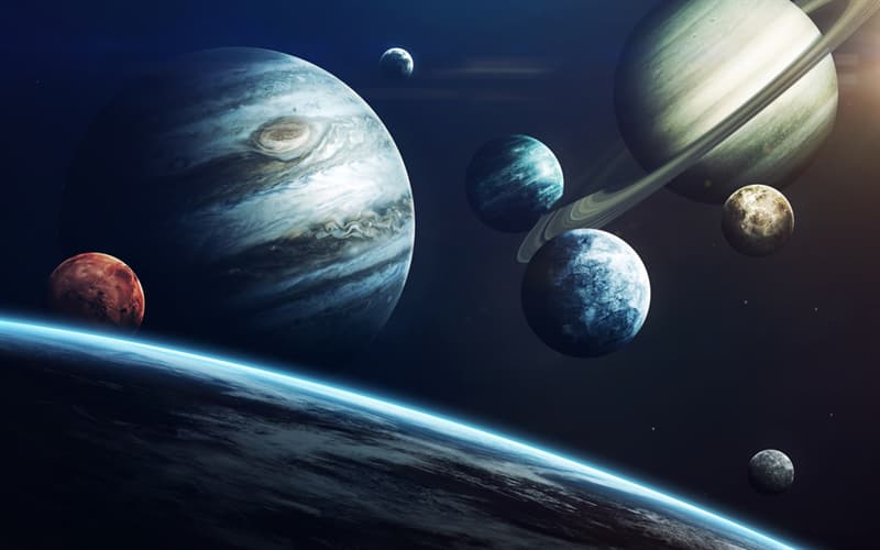 funny Story: space planets earth Jupiter and Saturn unusual facts about ordinary things