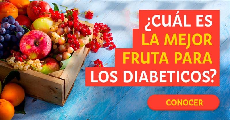Salud Historia: ¿Cuál es la mejor fruta para los diabeticos?