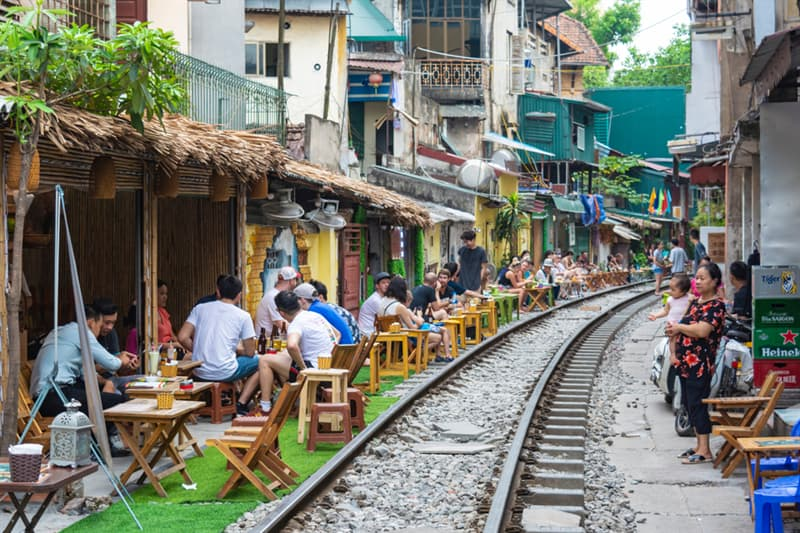 Geography Story: Tourist attractions in Hanoi