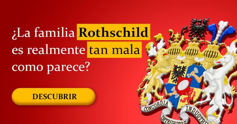 Historia Historia: ¿La familia Rothschild es realmente tan mala como parece?