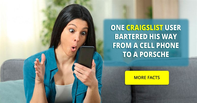 Society Story: 5 mind-blowing facts about Craigslist