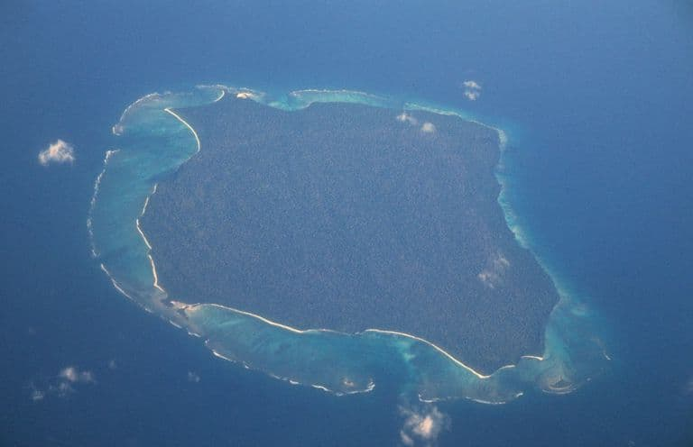 Geography Story: North Sentinel Island India Sentinelese most restricted places on the planet