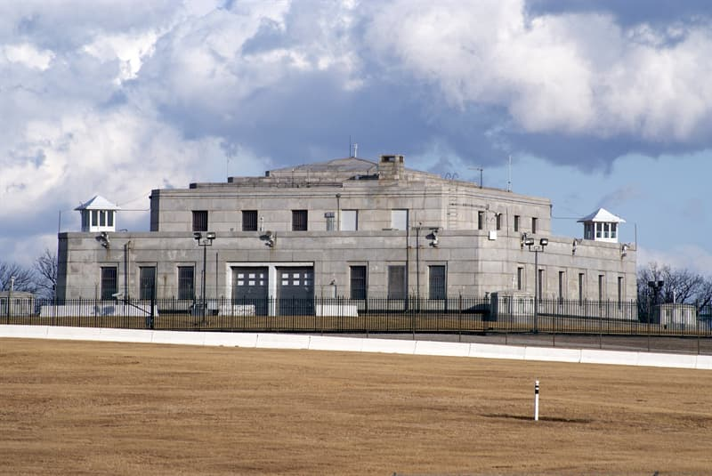 Geography Story: Fort Knox United States Kentucky US gold reserves most restricted places on the planet