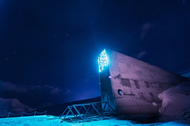 Geography Story: Svalbard Global Seed Vault Norway seedbank most restricted places on the planet