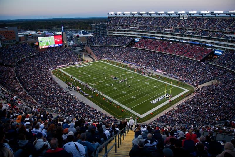 History Story: New England Patriots history Bay State Patriots