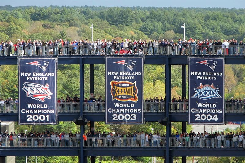 History Story: New England Patriots history the first AFL pre-season game